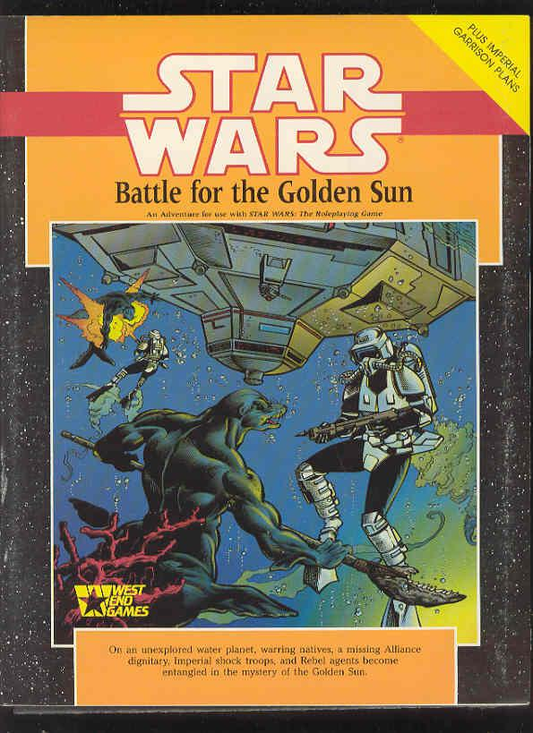 STAR WARS Battle for the Golden Sun (with ...