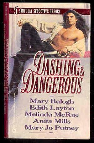 DASHING & DANGEROUS (Precious Rogue by Balogh): Mary Balogh,Mary Jo Putney,Anita Mills +2