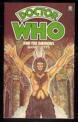DOCTOR WHO And The Daemons # 15