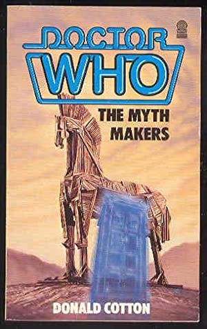 DOCTOR WHO the Myth Makers #97