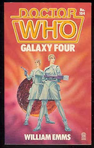 DOCTOR WHO - Galaxy Four #104
