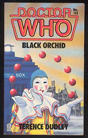 DOCTOR WHO - Black Orchid # 113