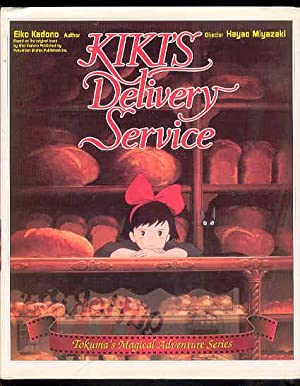 KIKI'S Delivery Service , Tokuma's Magical Adventure Series
