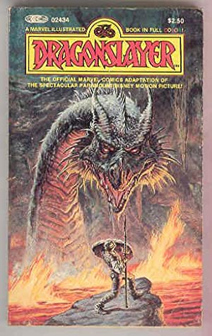 DRAGONSLAYER Official Marvel Comics Adaptation of the Spectacular Paramount/Disney Motion Picture