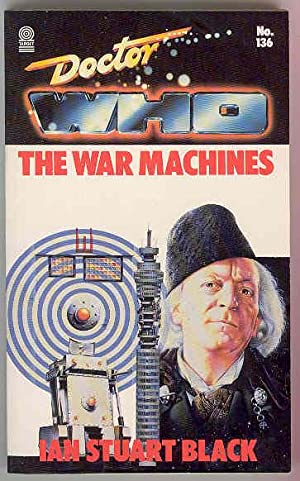 DOCTOR WHO The War Machines #136