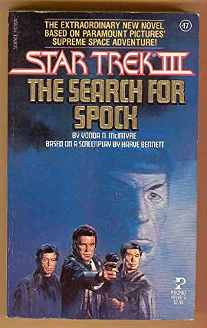 THE SEARCH FOR SPOCK - Star Trek III