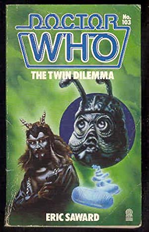 DOCTOR WHO the Twin Dilemma #103