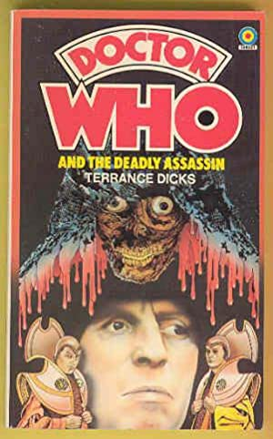 DOCTOR WHO and The Deadly Assassin # 19