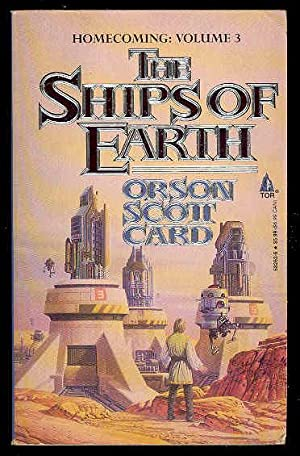 an analysis of homecoming harmony by orson scott Homecoming harmony: the memory of earth, the call of earth, the ships of earth by card, orson scott guildamerica books / sfbc used - very good ships from the uk.