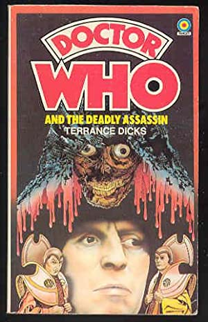 DOCTOR WHO and the Deadly Assassin #19