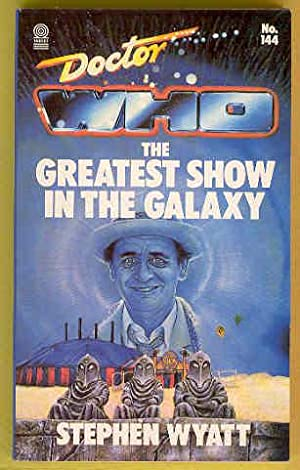 DOCTOR WHO The Greatest Show in the Galaxy #144