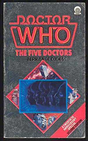 DOCTOR WHO - The Five Doctors , a Twentieth Anniversary Special