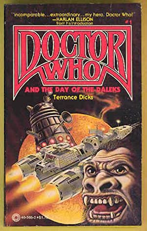 DOCTOR WHO and the Day of the Daleks #1
