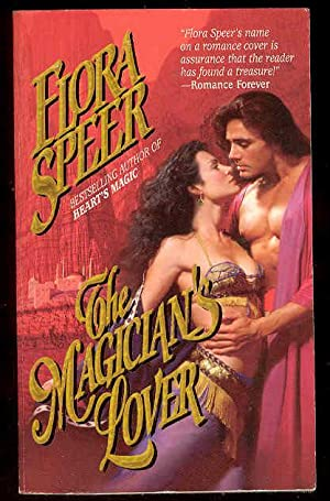 THE MAGICIAN'S LOVER: Flora Speer
