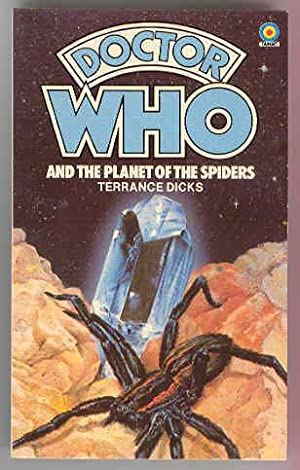 DOCTOR WHO and the Planet of the Spiders #48