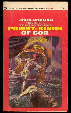 PRIEST-KINGS Of GOR Volume III: John Norman
