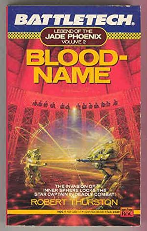 BATTLETECH: BLOOD-NAME Jade Phoenix vol 2 [Bloodname]