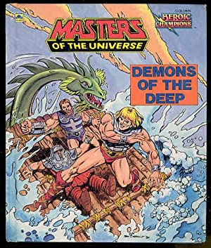 MASTERS OF THE UNIVERSE: Demons of the Deep