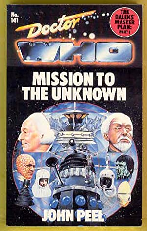 DOCTOR WHO Mission to the Unknown : THE DALEKS' MASTER PLAN part 1 , #141