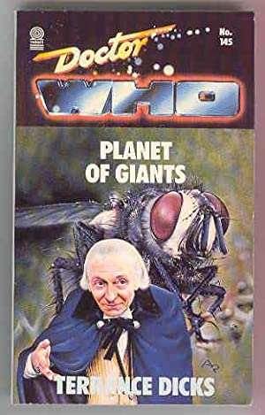 DOCTOR WHO - Planet of Giants #145