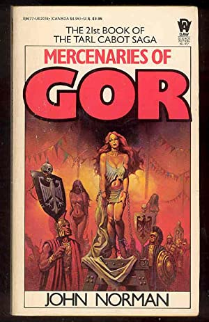 MERCENARIES OF GOR #21