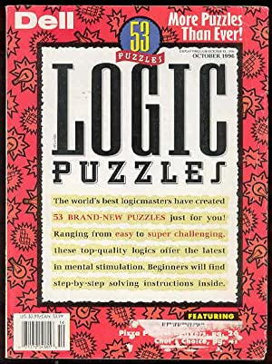 Dell LOGIC Puzzles, October 1996