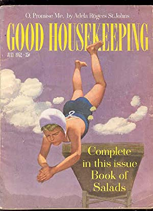 Good Housekeeping Magazine, July 1952