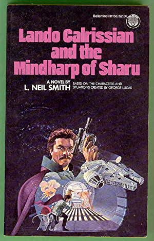 Lando Calrissian and the Mindharp of Sharu (Star Wars)