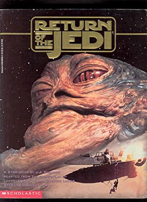 RETURN of the JEDI ( Star Wars Storybook)