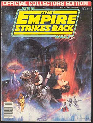 Star Wars the EMPIRE STRIKES BACK Official Collector's Edition