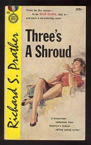 THREE'S A SHROUD [Shell Scott]: Richard S. Prather