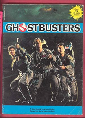 GHOSTBUSTERS a Storybook Based on the Fmash Hit Film