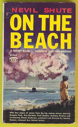ON THE BEACH, Movie Tie-in Edition 1562