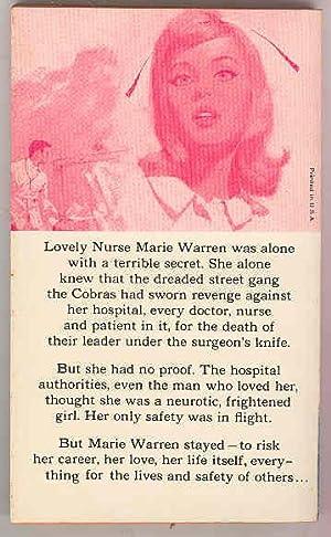 MARIE WARREN, NIGHT NURSE [ Terror Stalks the Night Nurse ]: Blanche Y. Mosler
