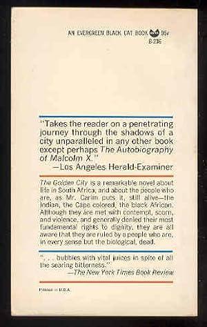 THE GOLDEN CITY, a Novel of South Africa: Enver Carim