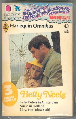 Harlequin Omnibus #43 : Sister Peters ,Nurse in Holland, Blow Hot, Blow Cold