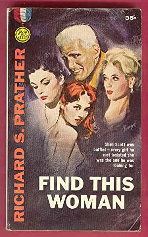 FIND THIS WOMAN [Shell Scott mystery]
