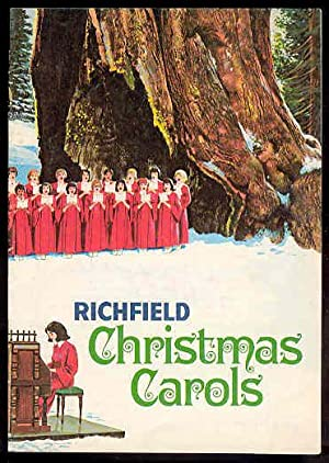 Richfield CHRISTMAS CAROLS ; the Nations Christmas Tree