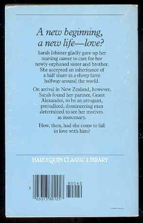 THE LARK IN THE MEADOW , Harlequin Classic Library # 60 [aka Nurse Abroad ]: Essie Summers .