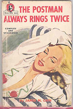 The Postman Always Rings Twice, Pocket Book: James M. Cain