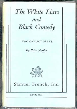 The White Liars and Black Comedy ,: Peter Shaffer