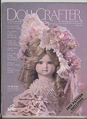 DOLL CRAFTER Published for Creators & Collectors , september/october 1987