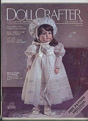 DOLL CRAFTER Published for Creators & Collectors , July - August 1987