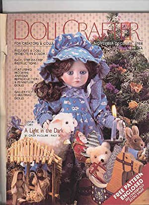 DOLL CRAFTER Published for Creators & Collectors , November - December 1988