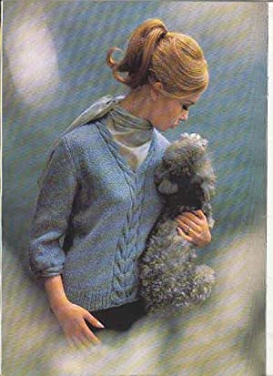 New Dreams Brunswick Volume No. 668 ( Knit & crochet): Patricia Haskell, (director of design)