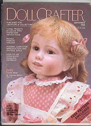DOLL CRAFTER Published for Creators & Collectors , September 1988