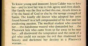 JOYCE, the Beloved #27 Saga of the Phenwick Women: Katheryn Kimbrough [Kimbro]