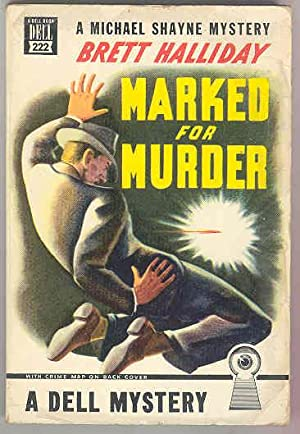 MARKED for MURDER ( Michael Shayne ): Brett Halliday