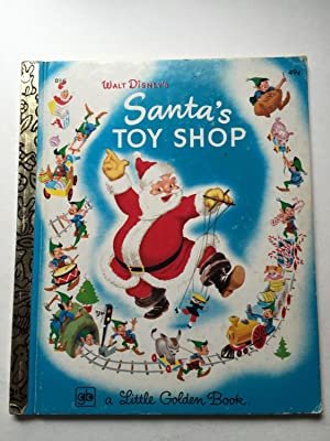 Walt Disney's Santa's Toy Shop: Dempster, Al adapted