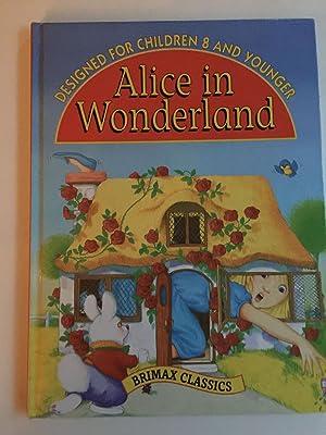 Alice in Wonderland: Carroll, Lewis adapted
